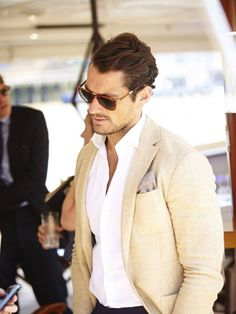 the great gandy strikes again // #style #linen #summerstyle