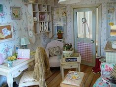 Frederica's Little World: new Cath Kidston furniture