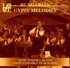 CDs. Hungarian Gypsy Melodies  magyarmarketing.com