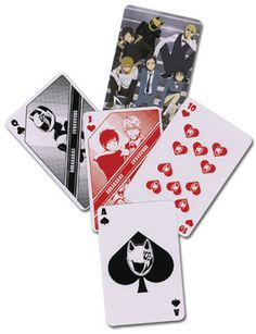 Freezing Playing Cards GREAT EASTERN