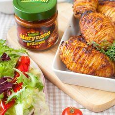 Babka ziemniaczana Tandoori Chicken, Grilling, Ethnic Recipes, Food, Crickets, Meals, Backen, Yemek, Grill Party