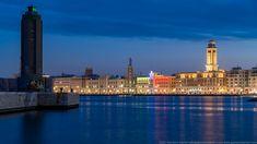 Bari, Tower Bridge, Travel, Italia, Fotografia, Viajes, Destinations, Traveling, Trips