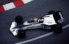 Nelson Piquet - Brabham BT52 Early Season Paint scheme
