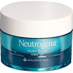 Neutrogena Hydro Boost Water Gel - a more budget-friendly option when the Dr. Dennis Gross Hyuralonic Moisture Cushion is too pricey