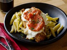 Slamma Jamma Parmigiana Recipe : Guy Fieri : Food Network - FoodNetwork.com