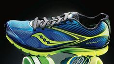 Outside Magazine's The 6 Best Road Running Shoes of 2013--Saucony Kinvara 4 | Road-Running Shoes | OutsideOnline.com