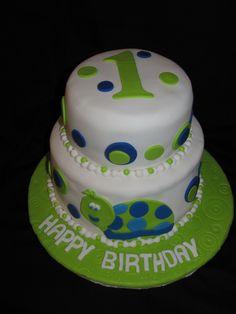 Turtle birthday