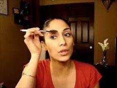 Risultati immagini per minoxidil eyebrows before after