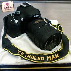 Nikon Camera Modeling Chocolate project on Craftsy.com