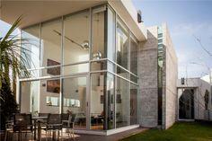 Casa Villa de Loreto by Grupo Volta | HomeDSGN, a daily source for inspiration and fresh ideas on interior design and home decoration.