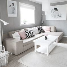 Norwegian Blogs | Living Room Inspiration