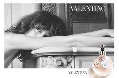 Valentina Valentino perfume - a fragrance for women 2011 Perfume Ad, Perfume Bottles, Valentino Perfume, Valentino Valentina, Free Mind, Beauty Boutique, Branding, New Fragrances, Vera Wang