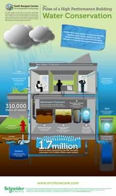Infographics - Water Conservation Infographic