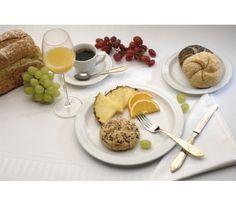 Sztućce Berghoff ISABELLA - 24 szt. dla 6 osób (ZŁOCONE) śniadanie
