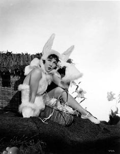 vintage easter pin ups - Google Search