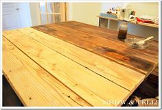 Make new wood look old!!!