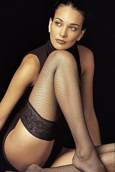 1f51b6d4dcf Levante Fishnet Lace Top Hold Ups £12.00 Fishnet Stockings