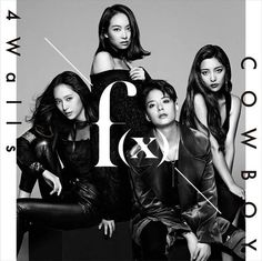 f(x) Unveils Jacket Images For Japanese Comeback Single ~ Daily K Pop News// i cant wait for my copy to arrive ^_^ Kpop Girl Groups, Korean Girl Groups, Kpop Girls, Sulli, Seoul, Got7, Song Qian, Japanese Singles, Victoria Song