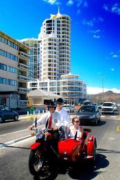BMW Wedding (side) car