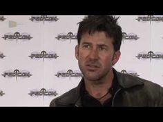 Interview with Joe Flanigan (Stargate Atlantis) at the FedCon 2010 (8:58)