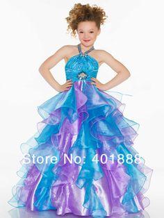 patrones de vestidos de gala para niñas - Buscar con Google