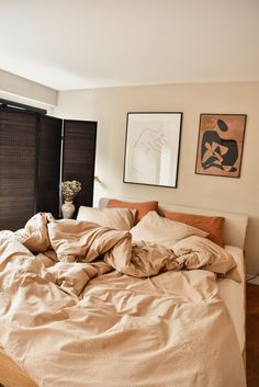 The first drop of our collection is out. Meet our newest Purity Style: Sand Dune. Photo by Tessa Letort Dream Bedroom, Home Bedroom, Bedroom Decor, Bedrooms, Retro Home Decor, Cheap Home Decor, Casa Clean, Boho Home, Home Interior