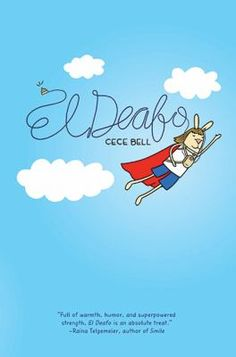 In this graphic-novel memoir, author/illustrator Cece Bell chronicles her hearing loss at a young age and her experiences with the Phonic Ear, a very powerful a Abrams Books, Deaf Children, S Stories, I School, Middle School, Classroom Activities, Student Learning, What Is Like, Memoirs