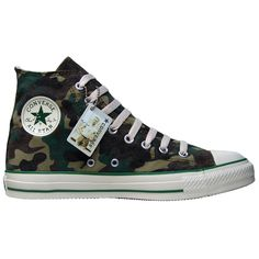 Camouflage? another in style shoe you might like ;)