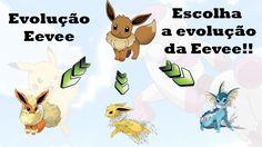 Pokemon Go - Level 23 - Escolhendo a evolução da Eevee