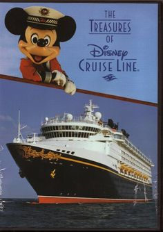 Disney Cruise - one of my favorite vacations!  :-D