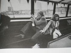 Bukowski y Linda Lee