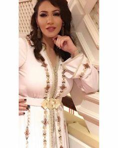 Caftan Asmaa Lamnawar 2018