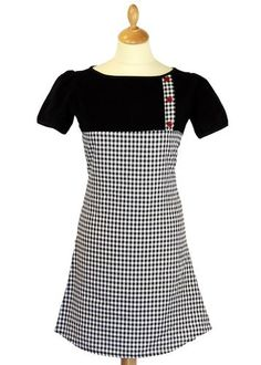 Lucy in the Sky Dress back in stock in all sizes! http://www.atomretro.com/13792