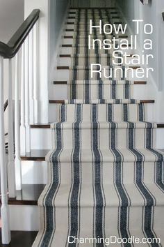 charming doodlesew it build it the winning runner revealed carpet stair