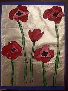 Mrs. Porter's Palette: 2nd Grade