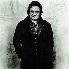 Johnny Cash 1996 #AntonCorbijn #photography