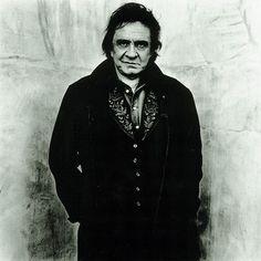 Johnny Cash - Anton Corbijn