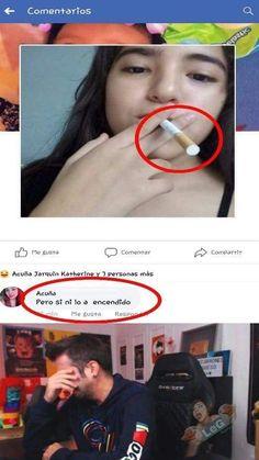 Y lo trae alrevez 😂😂 Lol, Haha Funny, Funny Jokes, Hilarious, Funny Spanish Memes, Spanish Humor, Humor Whatsapp, Mexican Memes, Pinterest Memes