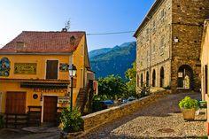 Corte, Corsica (France)