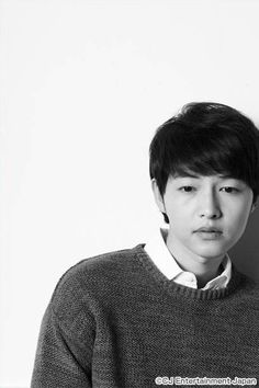 Song Joong Ki --- CJ Entertainment Japan Official Photo