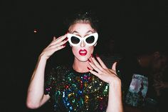 Urban Outfitters - Blog - Photo Diary: Flash Photography