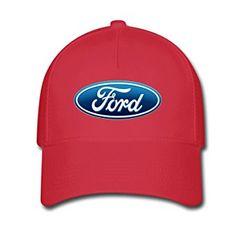 012c55aaf5efc DEBBIE Unisex Ford Cars Logo Baseball Caps Hat One Size