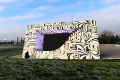 Grafite 3D parece portal 5