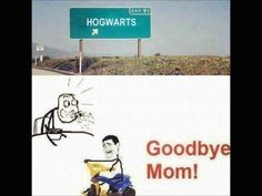 "Hogwarts and ""Markham."" Say ""Goodbye Mom!"" Before Going to Fortnite City and Other Epic Locations Harry Potter Pictures, Harry Potter Jokes, Harry Potter Fandom, Vampire Diaries, Yer A Wizard Harry, Anime Meme, Funny Pictures, Funny Humor, Memes Humor"