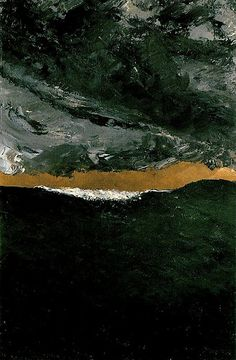 Strindberg, August (1849-1912) - 1900-01 Wave VII (Musee d'Orsay, Paris, France) | Flickr - Photo Sharing!