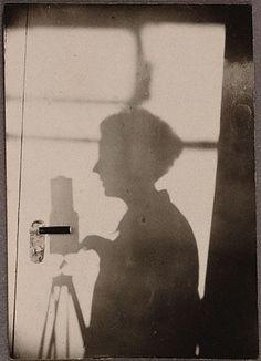 Lotte Beese self portrait 1927