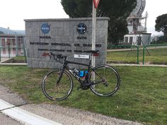 Cycling in Madrid mountains and visiting the NASA station found in Robledo de Chavela