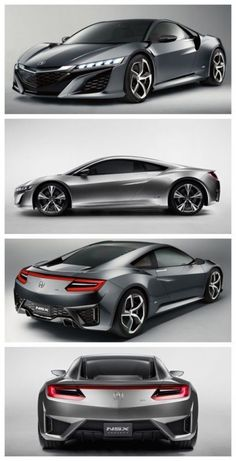 Acura NSX - will this be the car of 2015? Click to find out. #spon #newcars