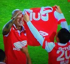 Gol No. 100 de Omar Pérez. Agosto 31/2014