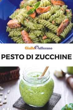 Cooking Time, Cooking Recipes, Healthy Recipes, Pesto Pasta, Pasta Salad, Zucchini, Antipasto, Finger Foods, Food To Make